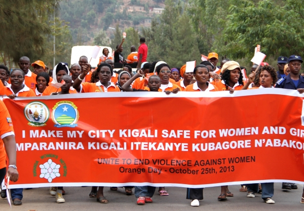 Women's Political Leadership in Rwanda