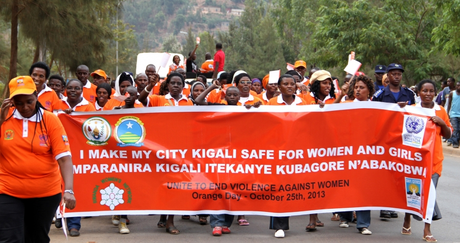 Women's Political Leadership in Rwanda
