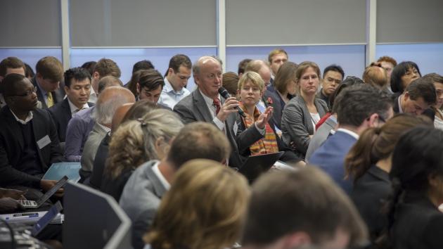 ODI CAPE Conference, London, 11th November 2015