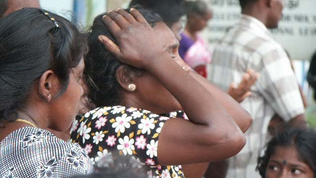 Hidden wounds: truth-seeking in Sri Lanka