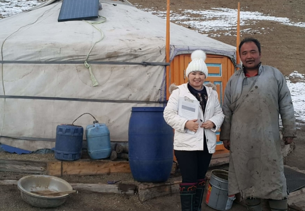 WOLTS Blog on Mongolia's Split Families