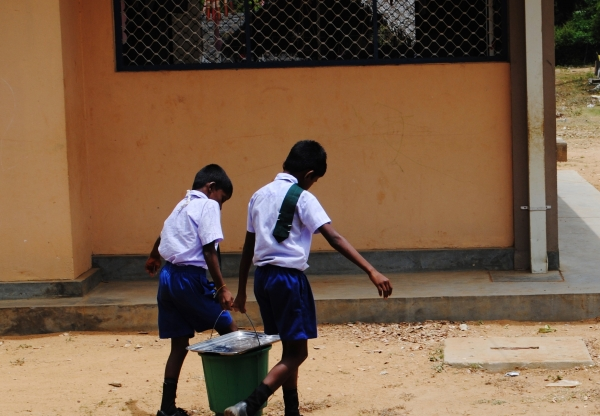 Sri Lanka Country Portfolio Evaluation report published by WFP