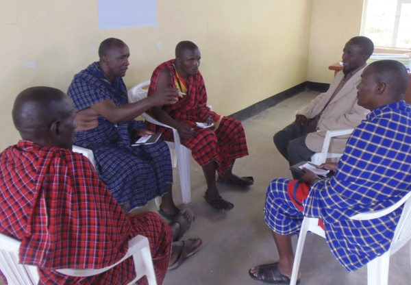 How role-play changed two Maasai communities