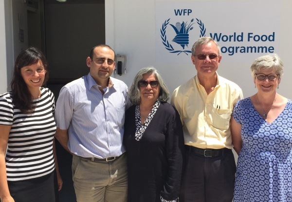 The final report of the WFP Palestine Country Portfolio Evaluation, led by Mokoro, has been published