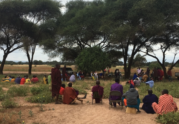Women's land tenure security project (WOLTS)