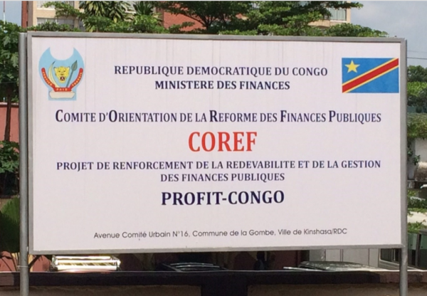 Review of Public Finance Management Reform in the Democratic Republic of Congo