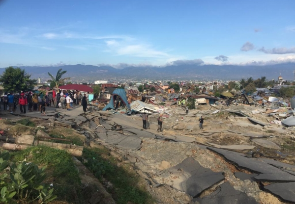 After-Action Review of the WFP Indonesia response to 2018 natural disasters
