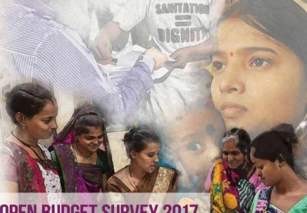 Alta Fölscher speaks at launch of the Open Budget Survey 2017