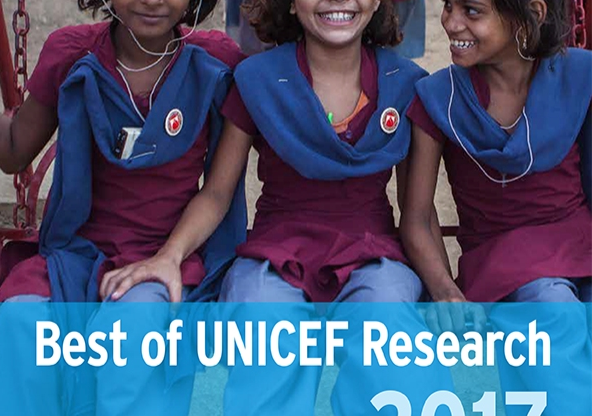 Best of UNICEF research 2017