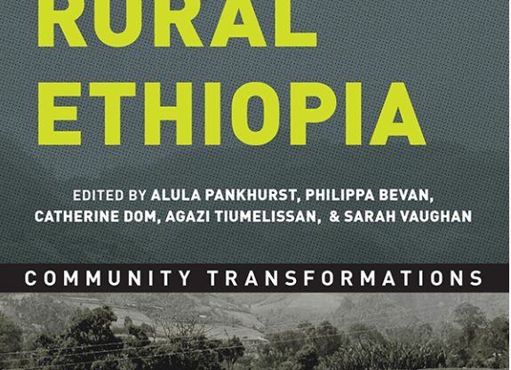 New book 'Changing Rural Ethiopia: Community Transformations' available to purchase online