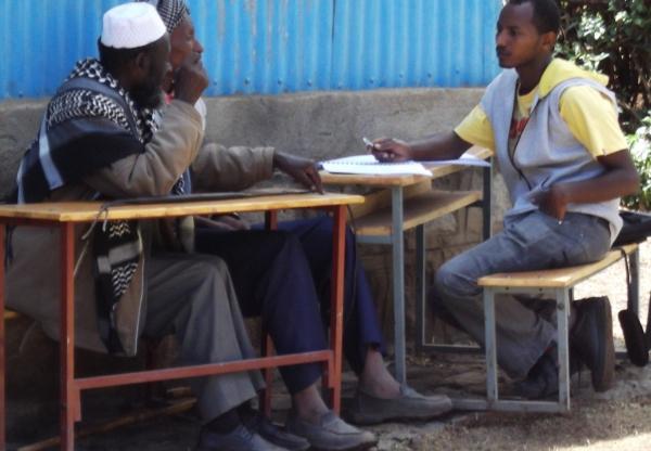 Ethiopia WIDE book launch