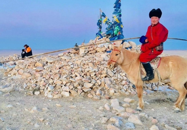Young WOLTS champions offer hope for Mongolia's herding future