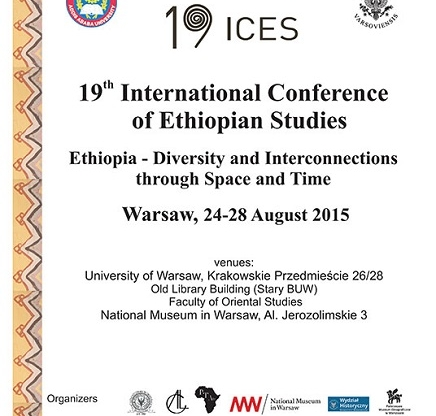 Mokoro attends the 19th International Conference of Ethiopian Studies