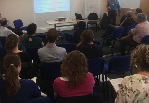 Mokoro host seminar on climate resilience