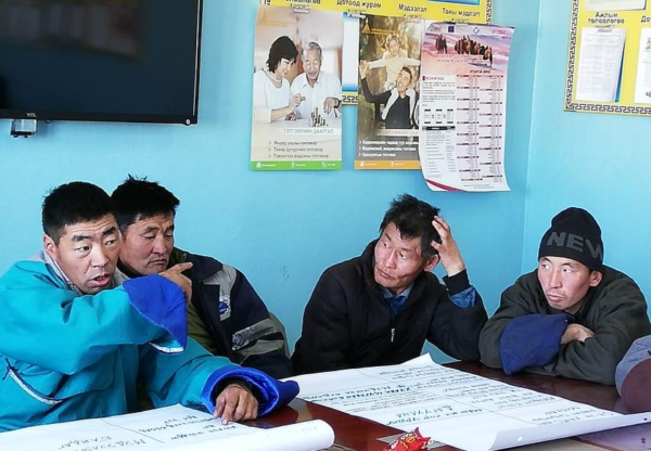 WOLTS Blog on Mongolia's Left Behind Men
