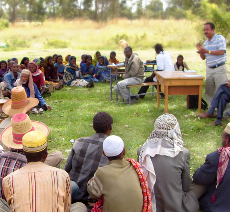 20 years of our Land Rights in Africa website